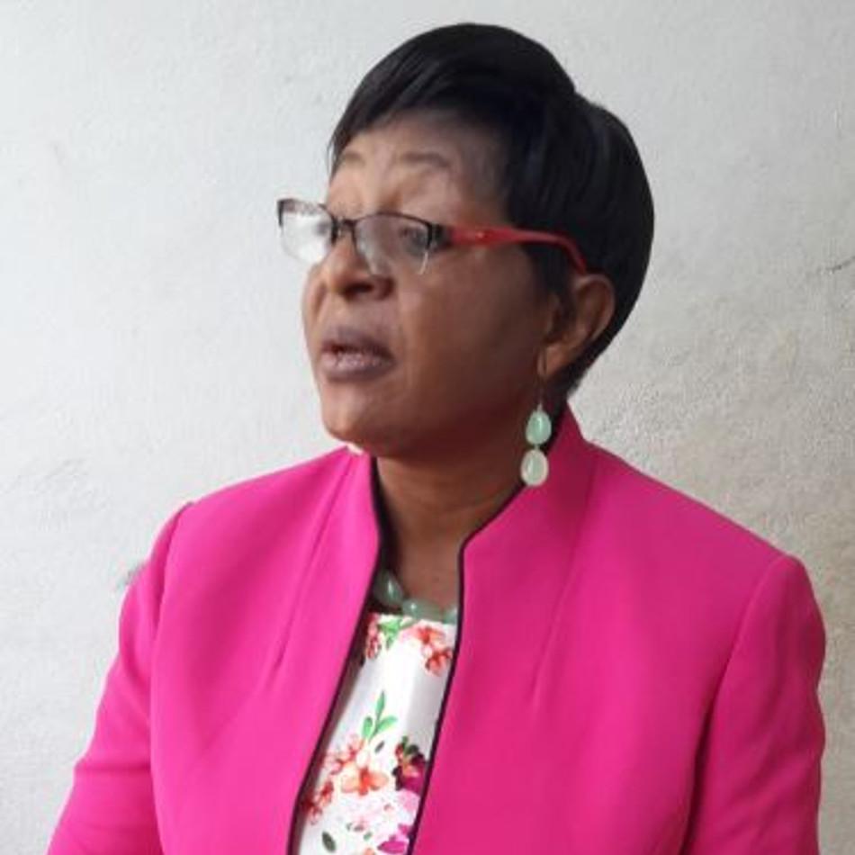 Mrs Rose Tanyi