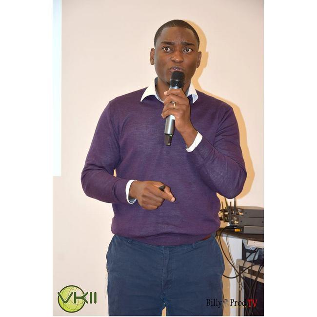 Dr. Ghislain Mouil Sil