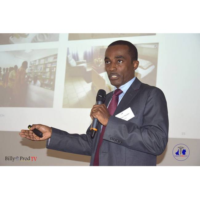 Dr. Henry Nkumbe
